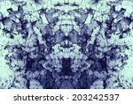 highly detailed grunge abstract ... | Shutterstock . vector #203242537