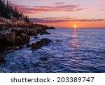 The Atlantic Coastline At...