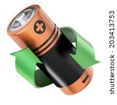 Battery Recycling Concept
