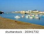 marina of saint gilles croix de ... | Shutterstock . vector #20341732