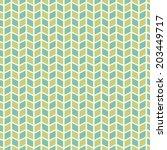 green garden vector seamless... | Shutterstock .eps vector #203449717