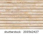 pine seamless texture. natural... | Shutterstock . vector #203562427