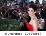 venice  italy   august 28 ... | Shutterstock . vector #203640667