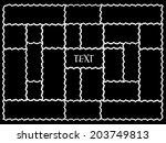 text | Shutterstock . vector #203749813