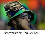 belo horizonte  brazil   july 8 ...   Shutterstock . vector #203794213