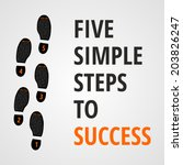Five Simple Foot Steps To...