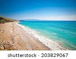 Beautiful Sandy Beach Lukova ...