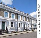 London   July 1. A Terrace Of...