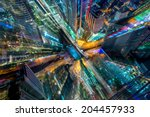 city of art | Shutterstock . vector #204457933