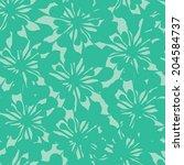 vector background  unusual... | Shutterstock .eps vector #204584737