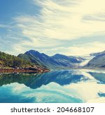 northern norway landscapes | Shutterstock . vector #204668107