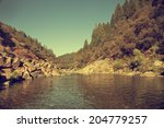 River In The Mountains  Yuba...