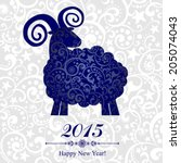 2015,animal,banner,blue,bright,calendar,card,celebrate,celebration,cheerful,chinese,christmas,concept,cute,dark