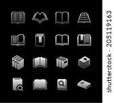 book illustration | Shutterstock .eps vector #205119163