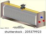 rheostat  | Shutterstock .eps vector #205379923