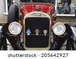 landsberg  germany   july 12 ... | Shutterstock . vector #205642927