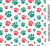 Beauty Seamless Pattern With...