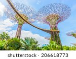Garden By The Bay At Singapore