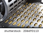pharmaceutical production line | Shutterstock . vector #206693113