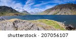 View Of Wast Water Towards The...