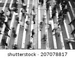 city life | Shutterstock . vector #207078817