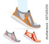 equipment,fashion,foot,footwear,gym,illustration,jogging,outline,pink,red,running,shoe,shoelace,sneakers,sole
