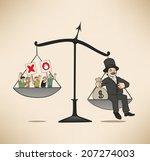 scales | Shutterstock .eps vector #207274003
