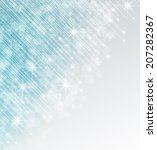 christmas background with...   Shutterstock .eps vector #207282367