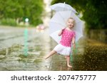 Cute Little Toddler Girl...