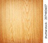 realistic wood texture... | Shutterstock .eps vector #207483607
