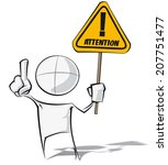 sparse vector illustration of a ... | Shutterstock .eps vector #207751477