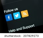 simferopol  russia   july 29 ... | Shutterstock . vector #207829273