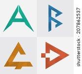 a b c d alphabet. letter that...