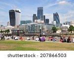 Постер, плакат: LONDON JULY 16