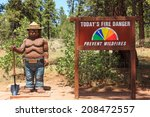 Smokey Bear Kaibab National...