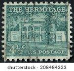 united states of america circa... | Shutterstock . vector #208484323