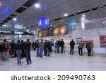 melbourne australia   may 24 ... | Shutterstock . vector #209490763
