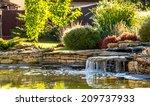 landscape design | Shutterstock . vector #209737933