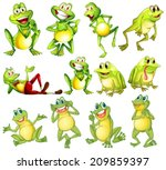 illustration of different... | Shutterstock .eps vector #209859397