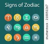 zodiac icon.