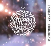 christmas and new year greeting ...