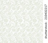 wallpaper in the style of... | Shutterstock . vector #210432217