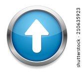 arrow sign icon | Shutterstock .eps vector #210635923