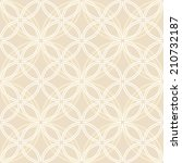 the geometric pattern. seamless ... | Shutterstock . vector #210732187