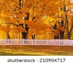 Vermont  New England Autumn...