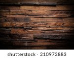 design of dark wood texture... | Shutterstock . vector #210972883