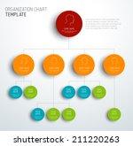 Organization chart free vector art 4103 free downloads vector modern and simple organization chart template with profiles pronofoot35fo Choice Image
