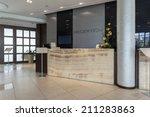 reception area | Shutterstock . vector #211283863