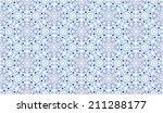 abstract seamless pattern in... | Shutterstock .eps vector #211288177
