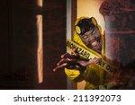 zombie apocalypse | Shutterstock . vector #211392073
